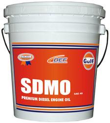 Gulf SDMO 10W Premium Diesel Engine Oil