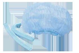 Unisex Design Bouffant Cap