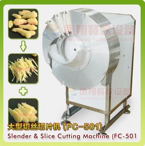 Fc-501 Ginger Slicing Shredding Machine