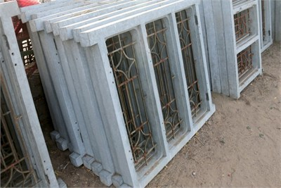 Cement Frame