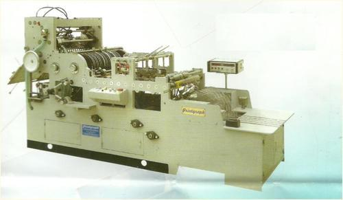 Fully Automatic Envelope Making Machine in  Arumbakkam