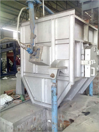 Hydraulic Tilting Skelner Furnace in  Saroorpur Industrial Area