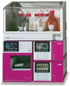 Fully Automated Amino Acid Analyser in  Gokhula Extension