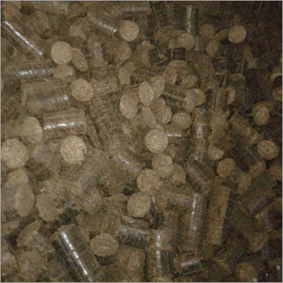 Industrial Biomass Briquette