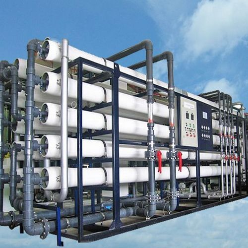 Industrial Reverse Osmosis System in   Huangpu District