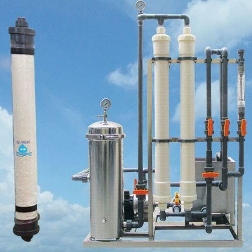 Industrial Water UF Filtration System in   Huangpu District