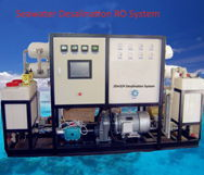Seawater Desalination RO System in   Huangpu District