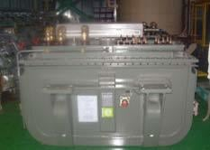 Locomotive And Traction Power Transformer