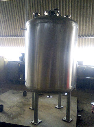 1 KL SS Storage Tank