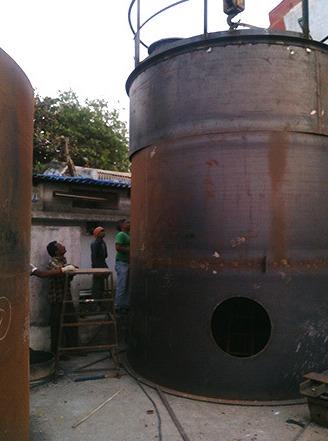 25 Kl Ms Storage Tanks
