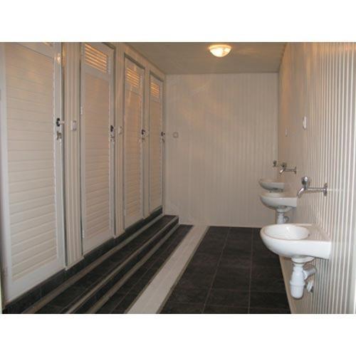 Prefabricated Toilet Cabin