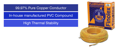 Pvc Insulated Industrial Cables