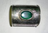Antique Bangle With Stone