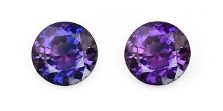 Purple Sapphire Stone in  Johari Bazar