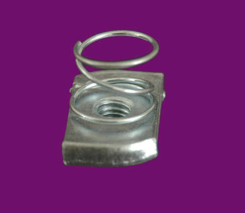 Stainless steel channel nuts