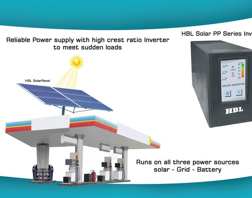 Solar Petrol Pump Systems