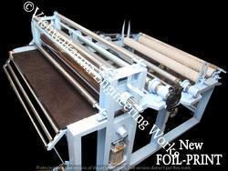 Foil Transfer Print Machine
