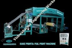 Top Range Foil Transfer Print Machine