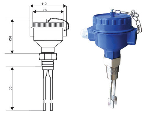 Vibration Type Level Switch