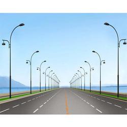 Robust Street Light Poles