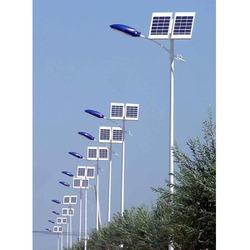 Solar Street Light Electric Pole