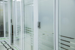 Aluminium Double Glazed Window
