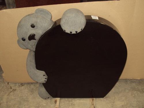 Granite Teddy Bear