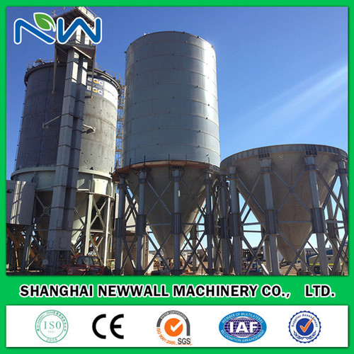 Bolted Type Cement Storage Silo in   No.6111 Zhongchun Road