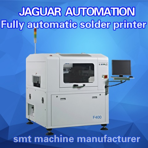 High Accuracy LED Assembly Line Stencil Printer