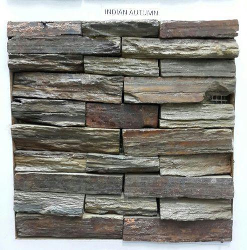 Indian Autumn Panel Slate Tile