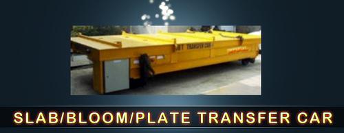 Slab/Bloom/Plate Transfer Car