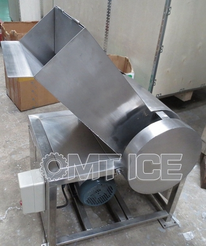 OMT 100Ton Ice Crushing Machine