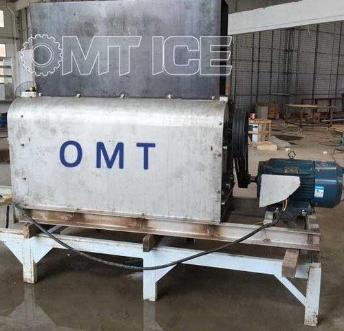 OMT 30-50Ton Big Capacity Ice Crushing Machine
