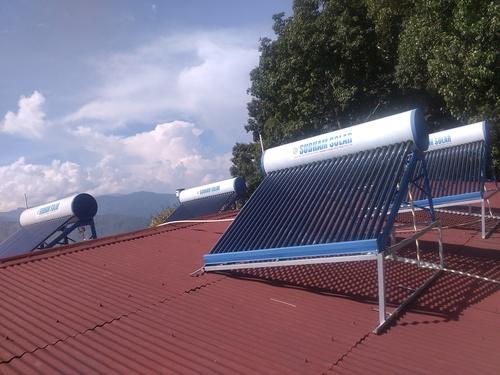 Solar Water Heater in   Bidhan Road