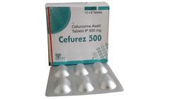 Cefuroxime Axetil 500mg Medicine