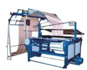 Fabric Folding And Plating Machine