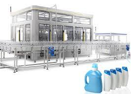 Fully Automatic Bottle Filling Machines