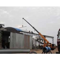 Industrial Roofing Membrane Solutions