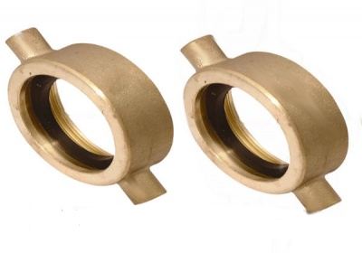 Brass Metal Lugs Hose Nuts in   Sudmam Chowk