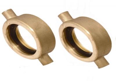 Brass Metal Lugs Hose Nuts