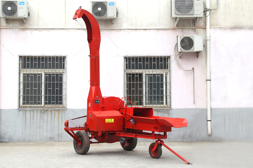 Chaff Cutter With Conveyor