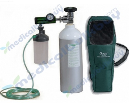 Oxygen Cylinder Set in  New Area