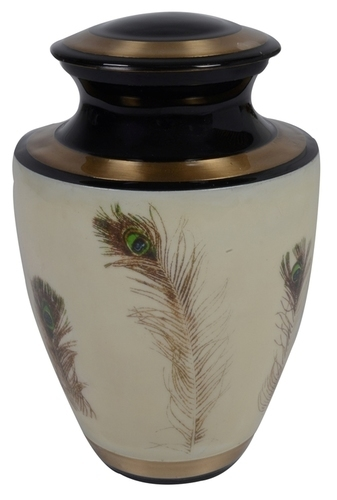 Brass Metal Cremation Urns