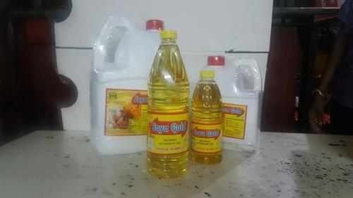 Soya Gold Refined Soyabean Oil