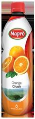 Orange Crush Syrup