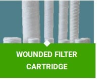 Wounded Filter Cartridge