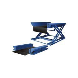 Zero Level Lift Table