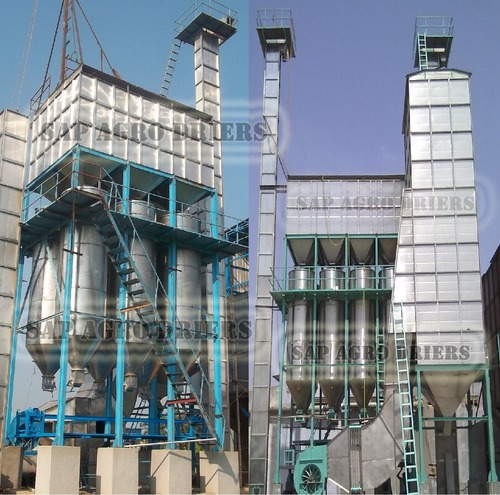 Paddy Dryer Plant in  Peenya Second Stage