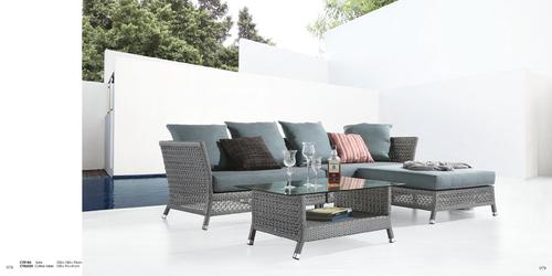 L Shape Sofa Set Ct8186