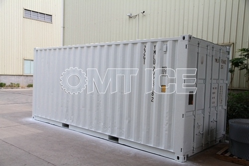 OMT 3T Containerized Block Ice Machine